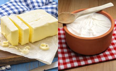 Le retour en grâce de la crème et du beurre