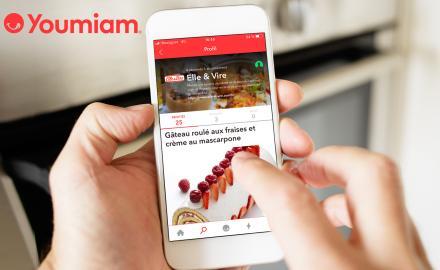 Retrouvez nos recettes sur Youmiam