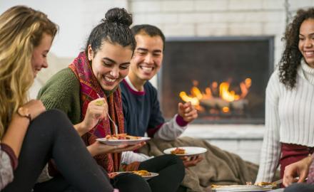 Des recettes gourmandes pour l'hiver