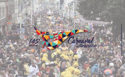 La 145 ème édition du Carnaval de Granville