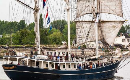 Hissez les voiles, direction l'Armada de Rouen 2019