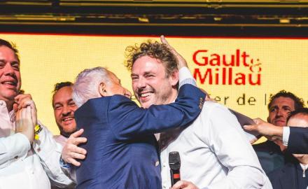 RETOUR SUR LE LANCEMENT DU GUIDE GAULT & MILLAU 2020 AU MOULIN ROUGE !