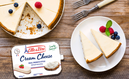 Discover our Cream Cheese !