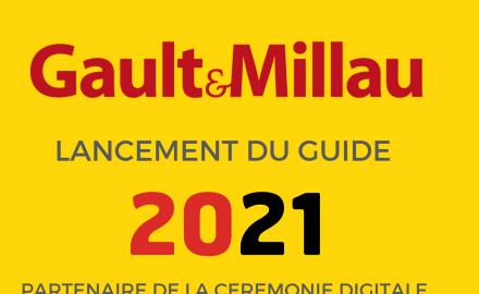 CÉRÉMONIE DIGITALE DE REMISE DES TROPHÉES GAULT&MILLAU 2021