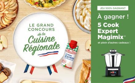 Grand Concours de la Cuisine Régionale