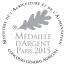 Médaille d'argent au Concours Général Agricole 2015