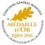 Médaille d'or au Concours Général Agricole 2016