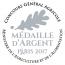 Médaille d'argent au Concours Général Agricole 2017