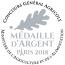 Médaille d'argent au Concours Général Agricole 2018